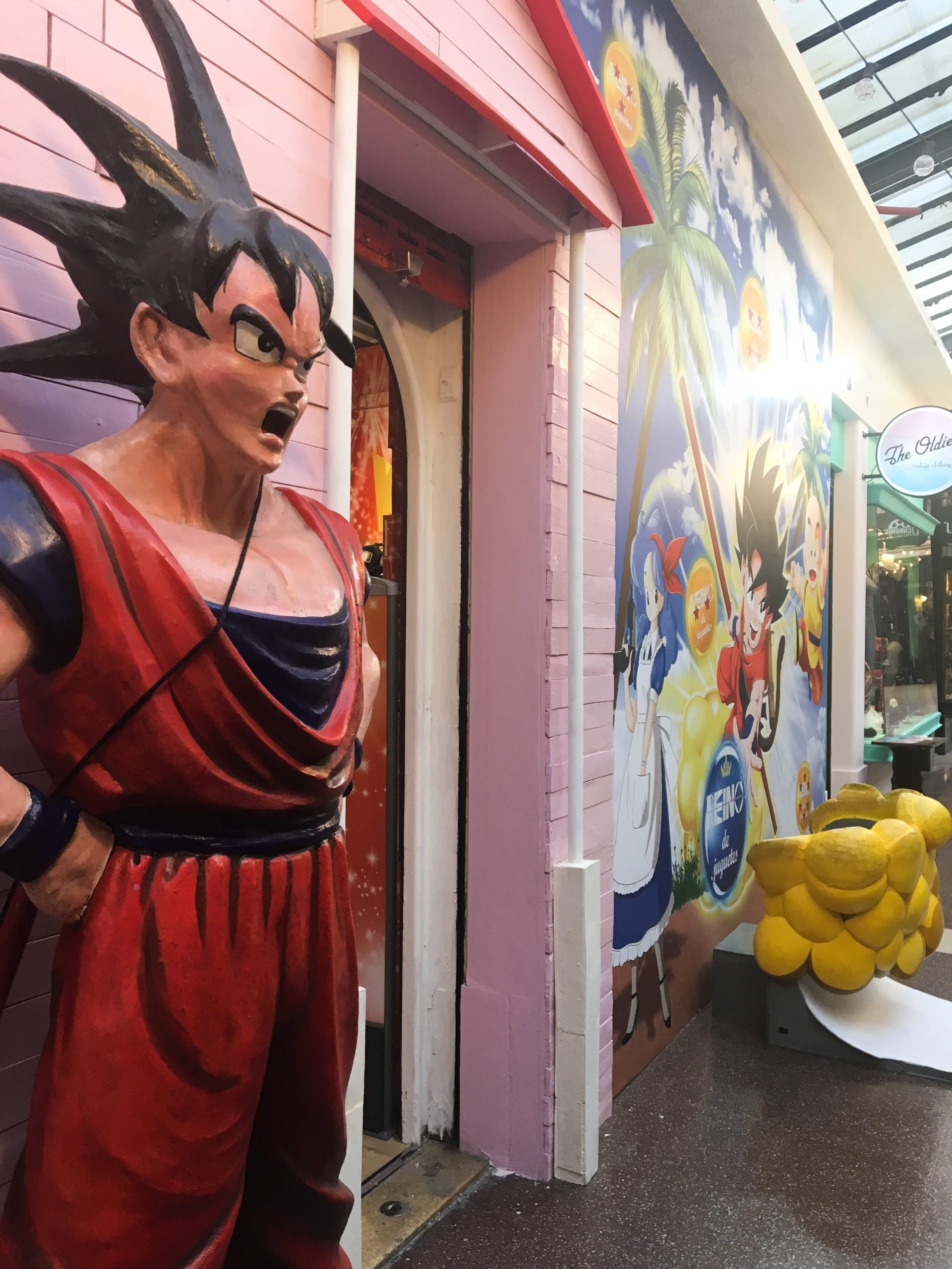 Dragon Ball à Barcelone