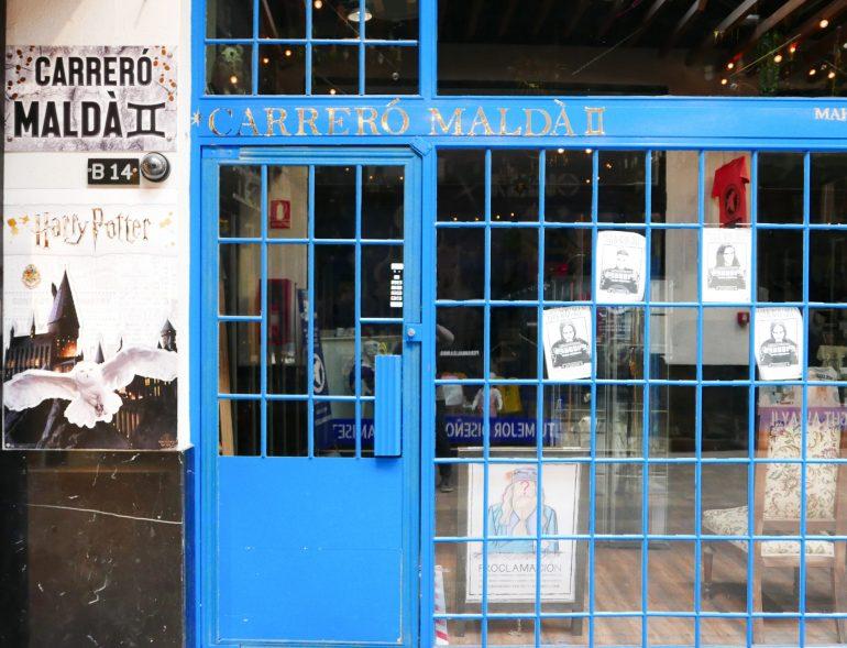 Galeries Maldà: un paradis pour geeks !