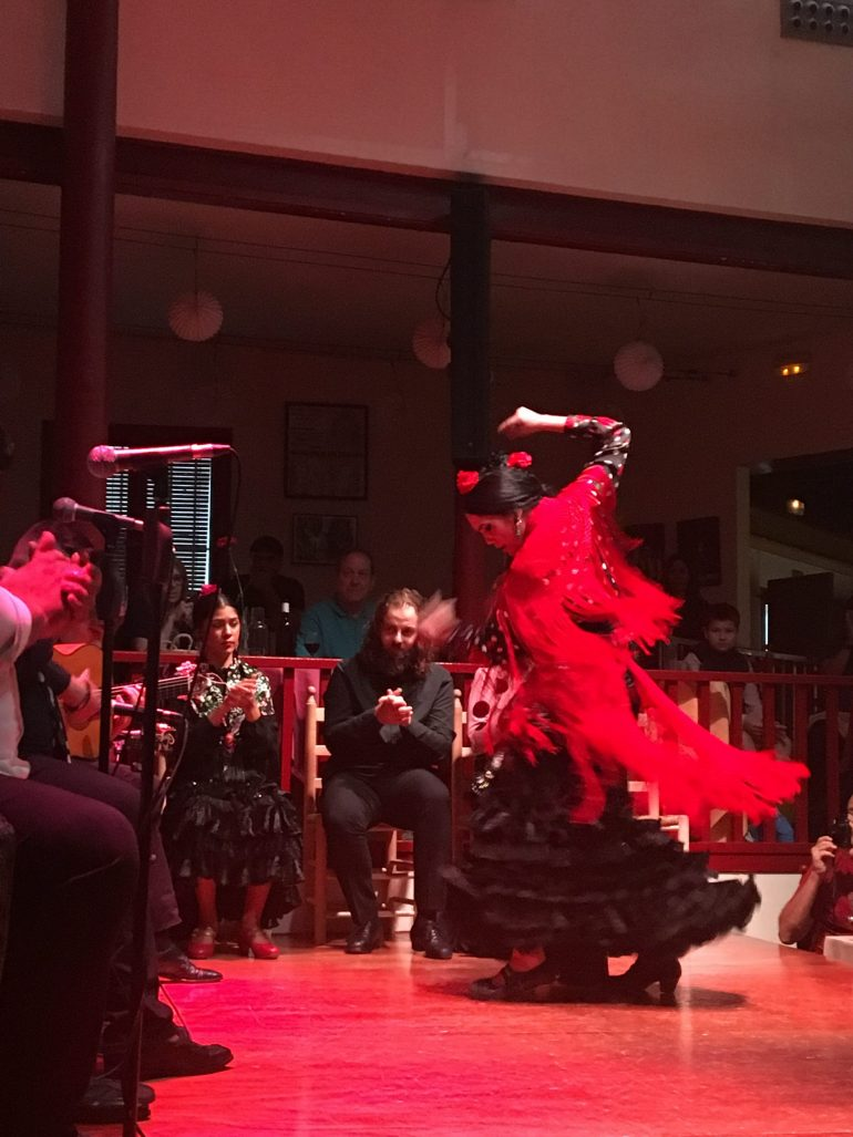 2019 octobre Flamenco