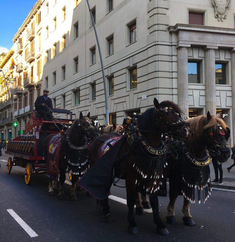 Barcelone en 2020 Janvier