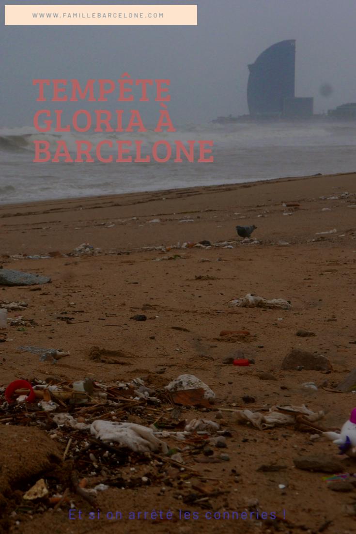 Tempête Gloria