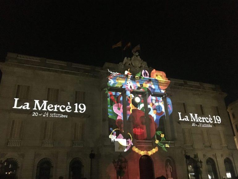 Barcelone 2020. La Mercè
