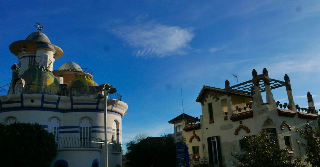 Escapade à Sant Joan Despí : sur les pas de Jujol
