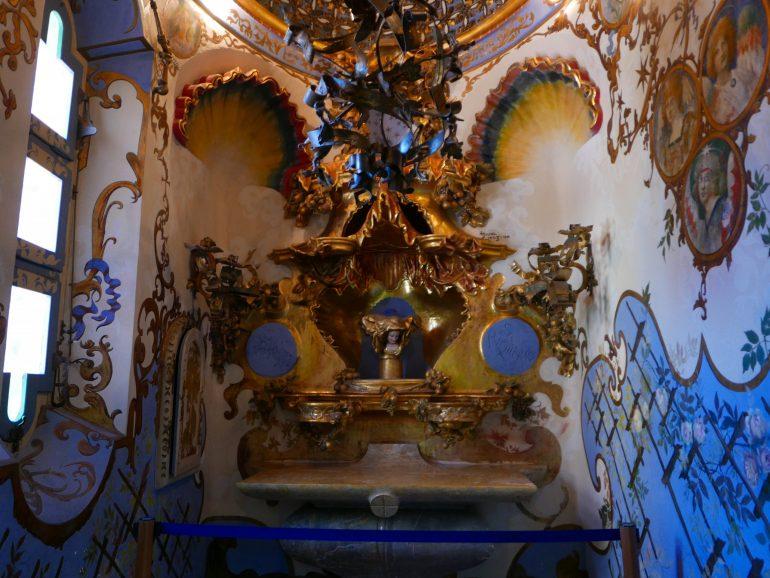 Chapelle Casa Negre