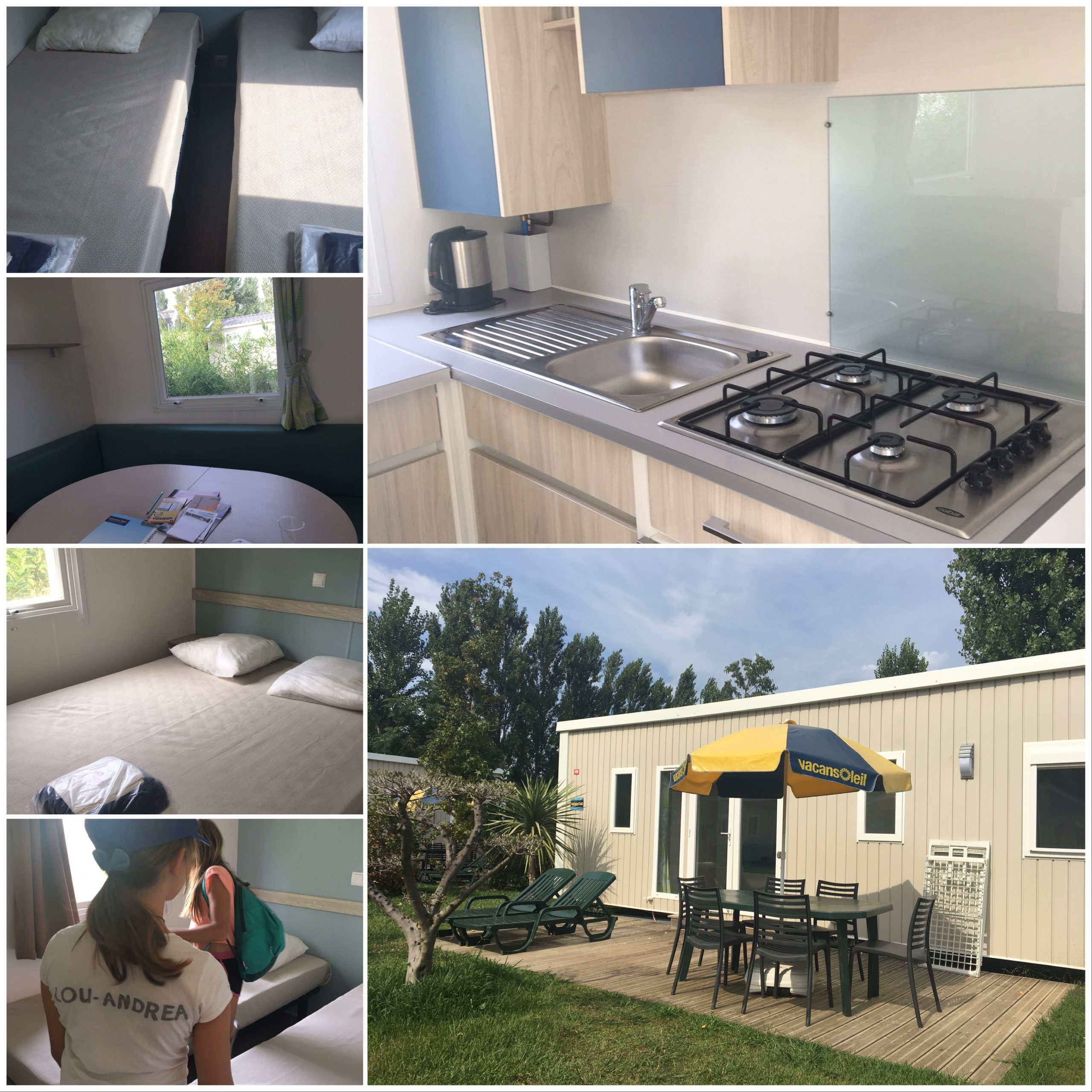 Camping l'Hippocampe mobilhome