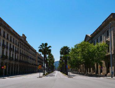Photos inédites de Barcelone