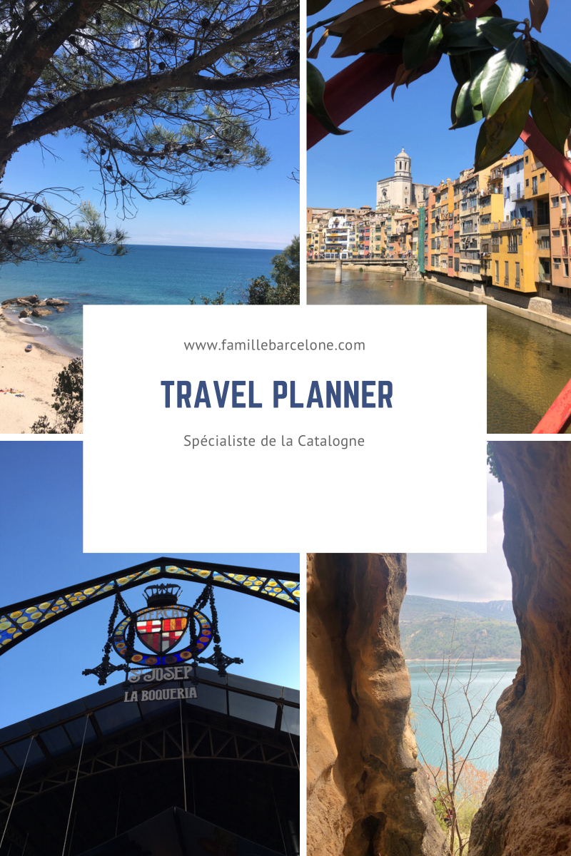 Travel planner spécialiste de la Catalogne